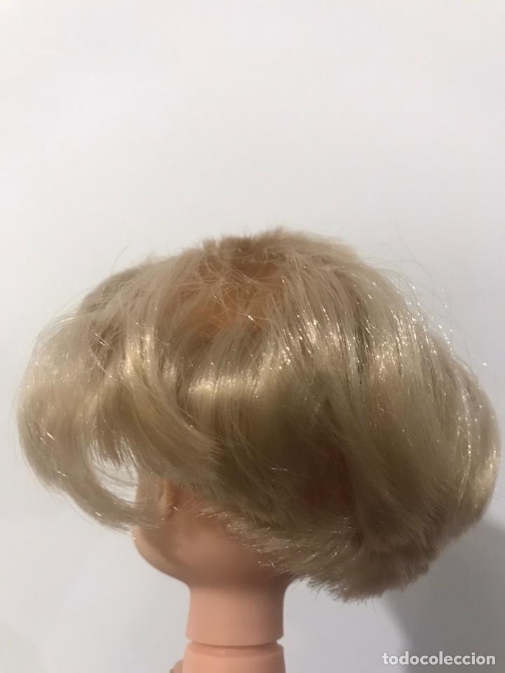 Muñecas Lesly de Famosa: Cabeza lesly para implante rociera (incluye pelo) - Foto 7 - 190534715
