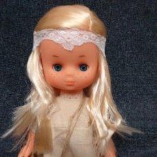 Muñecas Lesly de Famosa: MUÑECA LESLY Y ROPA. Lote 191310616