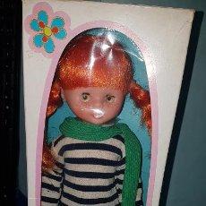 Muñecas Lesly de Famosa: LESLY PIPA PIPI DE FAMOSA ÉPOCA NANCY NUEVA EN SU CAJA. Lote 191528865
