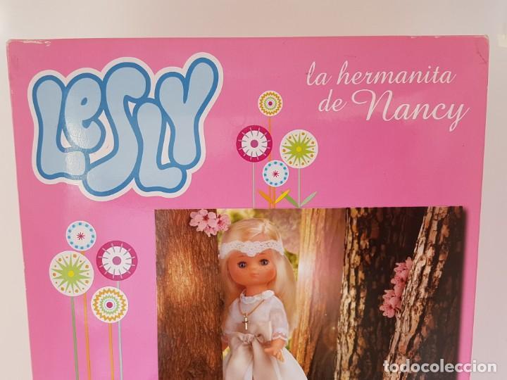 Muñecas Lesly de Famosa: LESLY MI PRIMERA COMUNION / AÑO 2016 / LA HERMANITA DE NANCY / FAMOSA - Foto 30 - 194080951