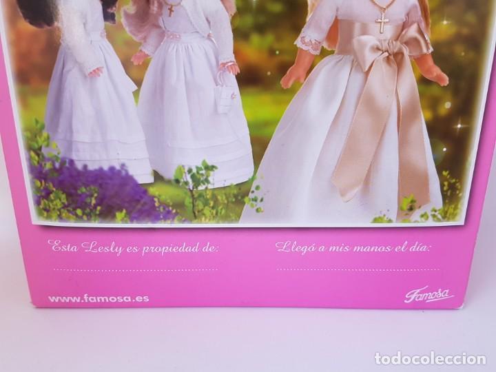 Muñecas Lesly de Famosa: LESLY MI PRIMERA COMUNION / AÑO 2016 / LA HERMANITA DE NANCY / FAMOSA - Foto 32 - 194080951