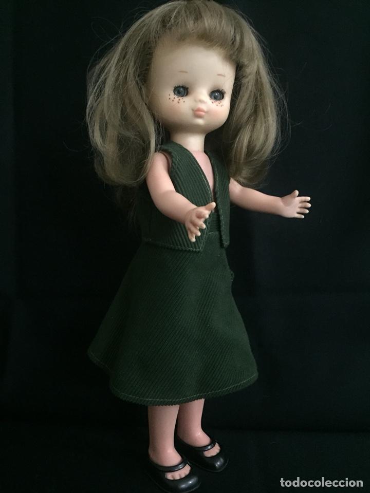Muñecas Lesly de Famosa: Preciosa Lesly antigua, hermanita de Nancy, años 70, diez pecas, ojos arona. - Foto 4 - 194224696