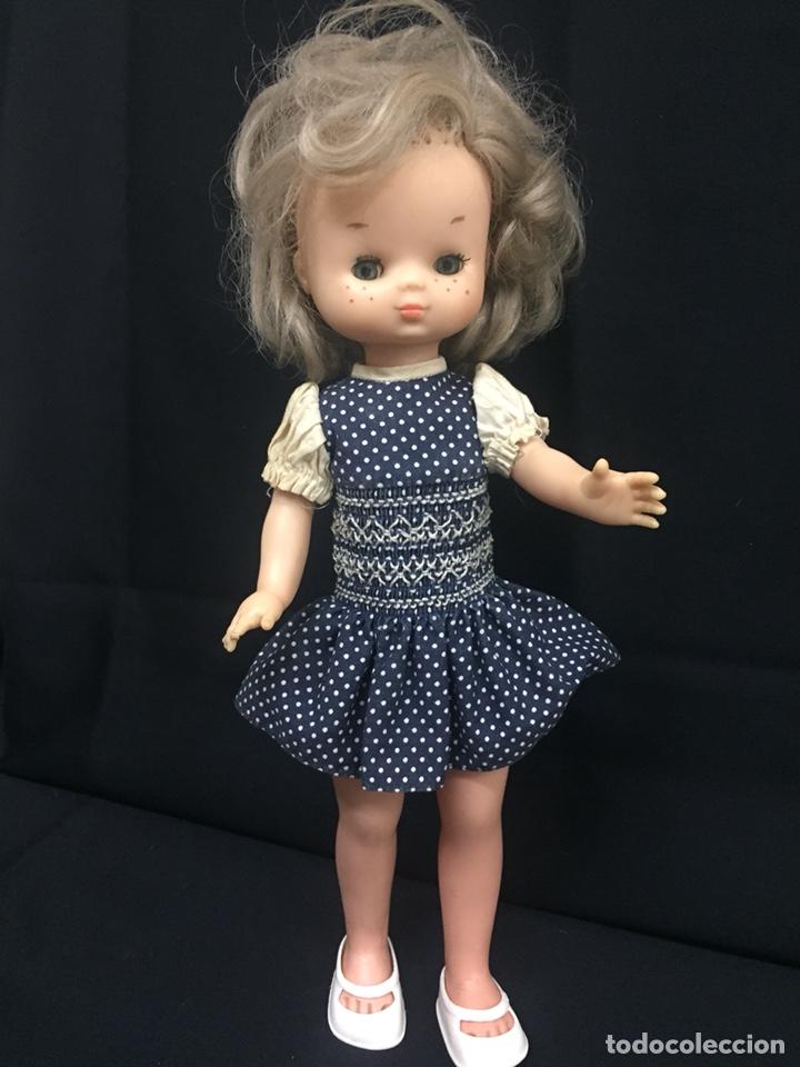 Muñecas Lesly de Famosa: Antigua muñeca Lesly hermanita de Nancy. - Foto 3 - 194225440