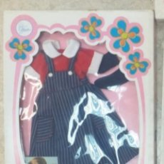 Muñecas Lesly de Famosa: LESLY CONJUNTO VACACIONES CAJA SIN ABRIR. Lote 194339657