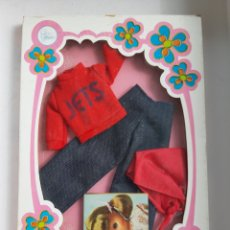 Muñecas Lesly de Famosa: LESLY CONJUNTO LESLY JEANS CAJA SIN ABRIR. Lote 194491238