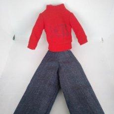 Muñecas Lesly de Famosa: CONJUNTO JETS DE LESLY FAMOSA. Lote 195031081