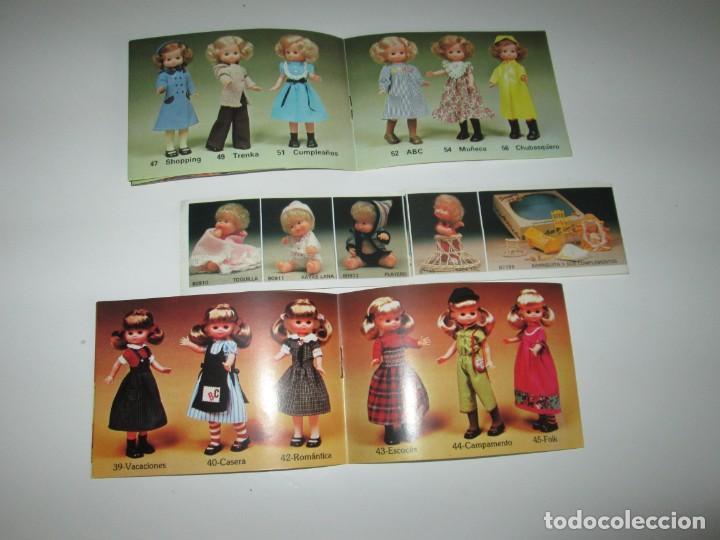 Muñecas Lesly de Famosa: DOS CATALOGOS LESLY + UNO BARRIGUITAS ~ FAMOSA - Foto 2 - 195715492