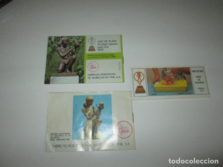 Muñecas Lesly de Famosa: DOS CATALOGOS LESLY + UNO BARRIGUITAS ~ FAMOSA - Foto 3 - 195715492