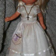 Bonecas Lesly da Famosa: VESTIDO ORIGINAL MUÑECA LESLY. Lote 196800998