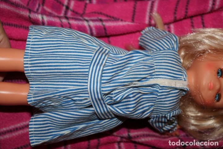 Muñecas Lesly de Famosa: vestido muñeca lesly original - Foto 2 - 197042300