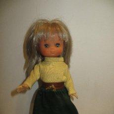 Muñecas Lesly de Famosa: LESLY RUBIA BRAZO BLANDO BUEN ESTADO,BARATA. Lote 198915700