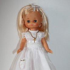 Muñecas Lesly de Famosa: LESLY COMUNION DE FAMOSA - AÑO 2013 . Lote 198999562