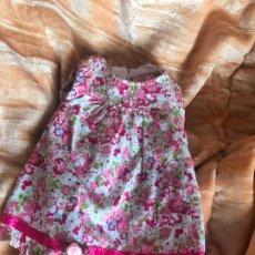 Bonecas Lesly da Famosa: PRECIOSO VESTIDO DE FLORES ROSA LESLY. Lote 203310640