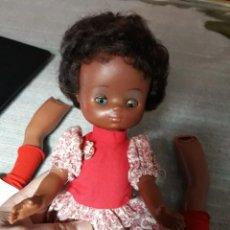 Bonecas Lesly da Famosa: PRECIOSA LESLY NEGRA/NEGRITA HERMANA DE NANCY FAMOSA. Lote 204457841
