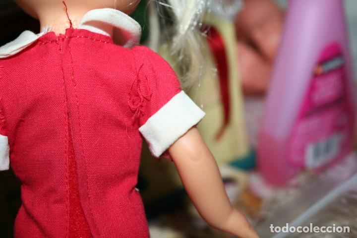 Muñecas Lesly de Famosa: camisa original muñeca lesly muy nueva - Foto 3 - 204684801