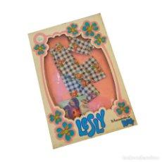 Muñecas Lesly de Famosa: CONJUNTO LESLY JARDÍN. Lote 204772058