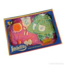 Muñecas Lesly de Famosa: CONJUNTO PARA LAVADITO BB. Lote 204781116