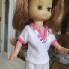 Muñecas Lesly de Famosa: CHÁNDAL PIJAMA VÁLIDO PARA LESLY. Lote 205713443