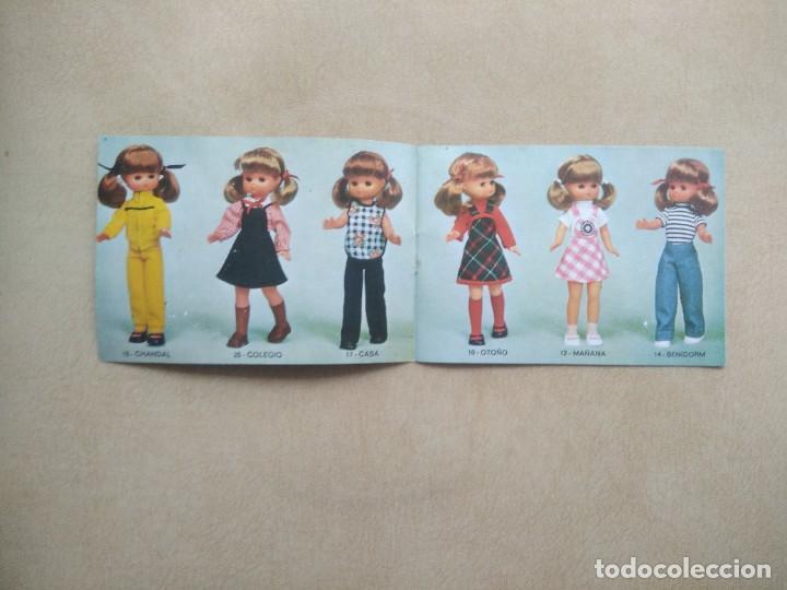 Muñecas Lesly de Famosa: Catalogo lesly, le falta las tapas - Foto 2 - 206884613