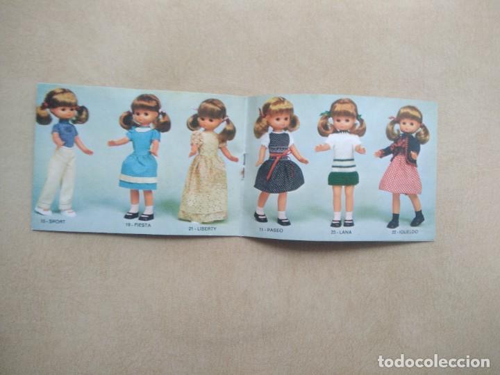Muñecas Lesly de Famosa: Catalogo lesly, le falta las tapas - Foto 3 - 206884613