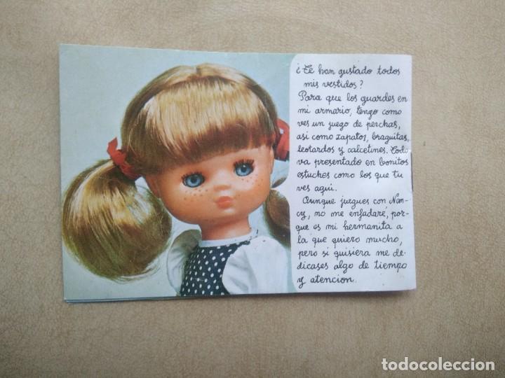 Muñecas Lesly de Famosa: Catalogo lesly, le falta las tapas - Foto 5 - 206884613
