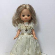 Muñecas Lesly de Famosa: LESLY COMUNIÓN AÑOS 70-80. Lote 207177540