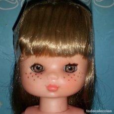 Muñecas Lesly de Famosa: LESLY CASTAÑA OJOS ARONA MARRONES. Lote 210615653