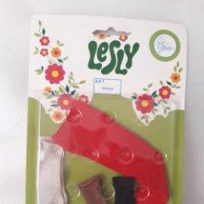 Muñecas Lesly de Famosa: LESLY MEDIAS ENVIO GRATIS. Lote 210968356