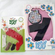 Muñecas Lesly de Famosa: LOTE LESLY. Lote 211463006