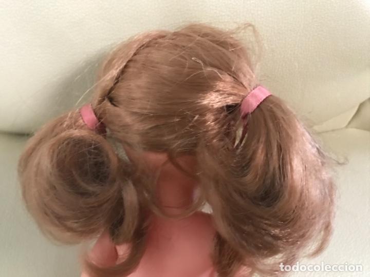 Muñecas Lesly de Famosa: Preciosa !!! LESLY PELIROJA CON ALGO FLEQUILLO años 70 9 y 10 pecas!!! MUY BUE ESTADO - Foto 16 - 211574115