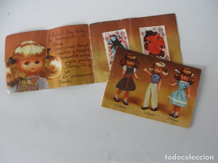 Muñecas Lesly de Famosa: Catálogo conjuntos Lesly 1976 - Foto 3 - 114502691