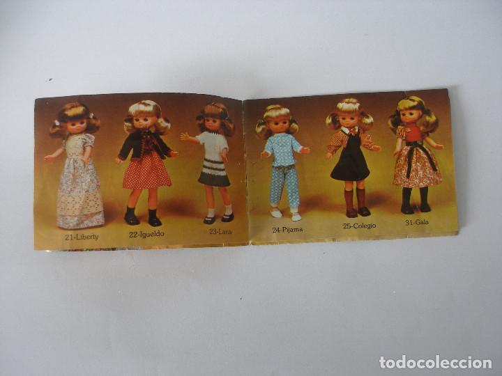 Muñecas Lesly de Famosa: Catálogo conjuntos Lesly 1976 - Foto 4 - 114502691