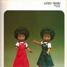 Bonecas Lesly da Famosa: CONJUNTO OLÍMPICO MONTREAL DE LESLY VERSION ROJO. Lote 215044967