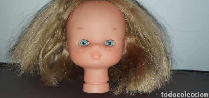 Muñecas Lesly de Famosa: Muñeca Lesly cabeza original pelo rubio cerveza Famosa hermana de Nancy - Foto 2 - 217718156