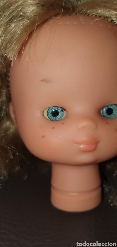 Muñecas Lesly de Famosa: Muñeca Lesly cabeza original pelo rubio cerveza Famosa hermana de Nancy - Foto 4 - 217718156