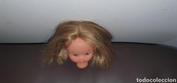 Muñecas Lesly de Famosa: Muñeca Lesly cabeza original pelo rubio cerveza Famosa hermana de Nancy - Foto 5 - 217718156