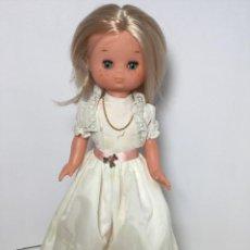 Muñecas Lesly de Famosa: LESLY RUBIA COMUNIÓN. Lote 217851510