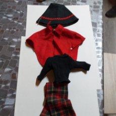 Bonecas Lesly da Famosa: VESTIDO LESLY ORIGINAL AÑOS 70 MODELO ALPES. Lote 219849025