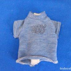 Muñecas Lesly de Famosa: LESLY - BLUSA ORIGINAL LESLY AÑOS 70, ETIQUETA Nº 44, VER FOTOS! SM. Lote 220118045