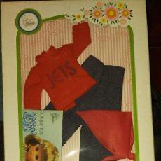 Muñecas Lesly de Famosa: LESLY VESTIDO LESLY JET. Lote 221314512