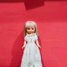 Muñecas Lesly de Famosa: MUÑECA LESLY CON CUATRO PECAS DE FAMOSA.BUEN ESTADO.VER LAS FOTOS. Lote 221744367