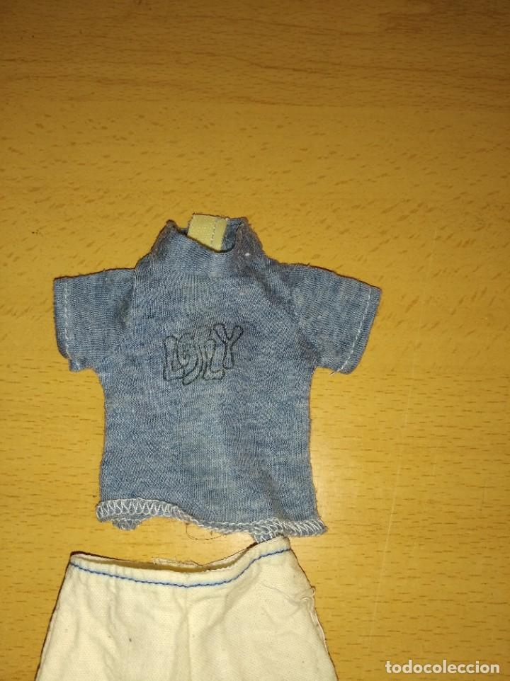 Muñecas Lesly de Famosa: ANTIGUO CONJUNTO SPORT MUÑECA LESLY ORIGINAL FAMOSA - Foto 2 - 221832060
