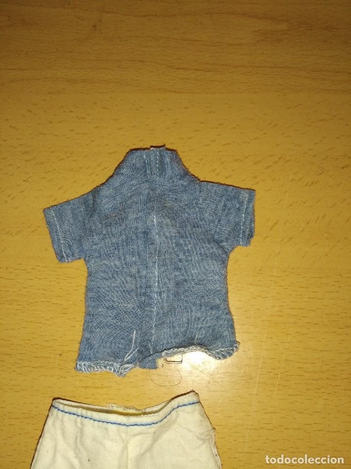 Muñecas Lesly de Famosa: ANTIGUO CONJUNTO SPORT MUÑECA LESLY ORIGINAL FAMOSA - Foto 3 - 221832060