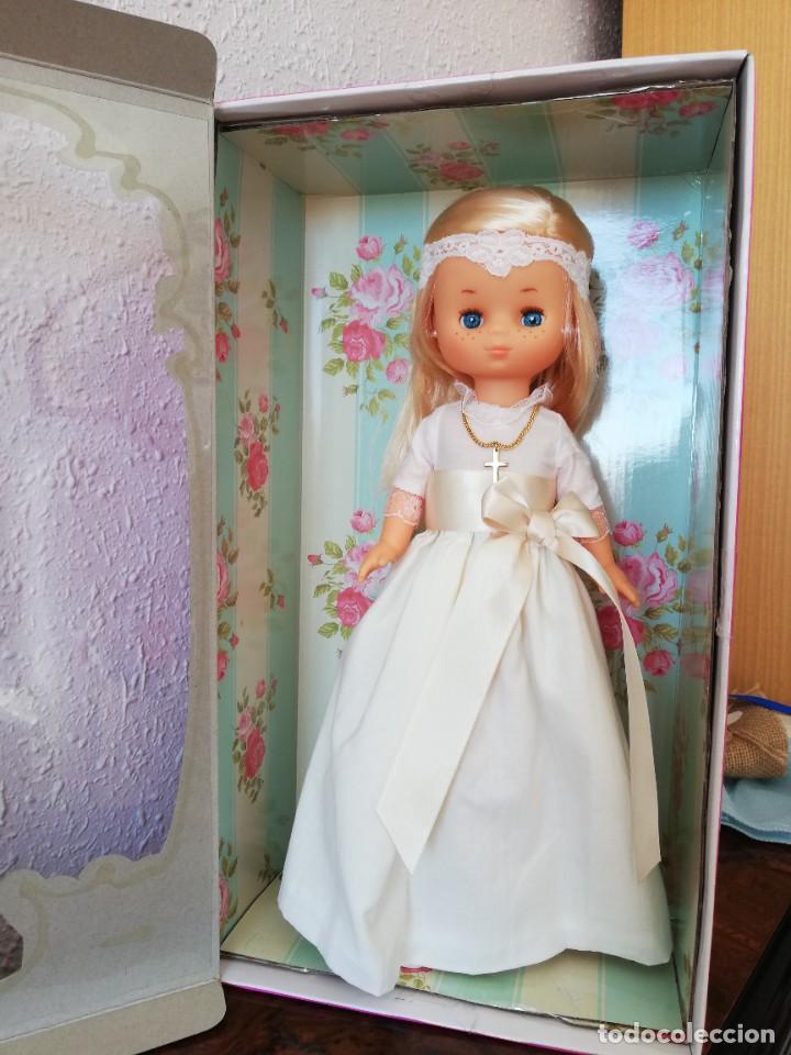 Muñecas Lesly de Famosa: Lesly de comunión, nueva a estrenar - Foto 4 - 222379077
