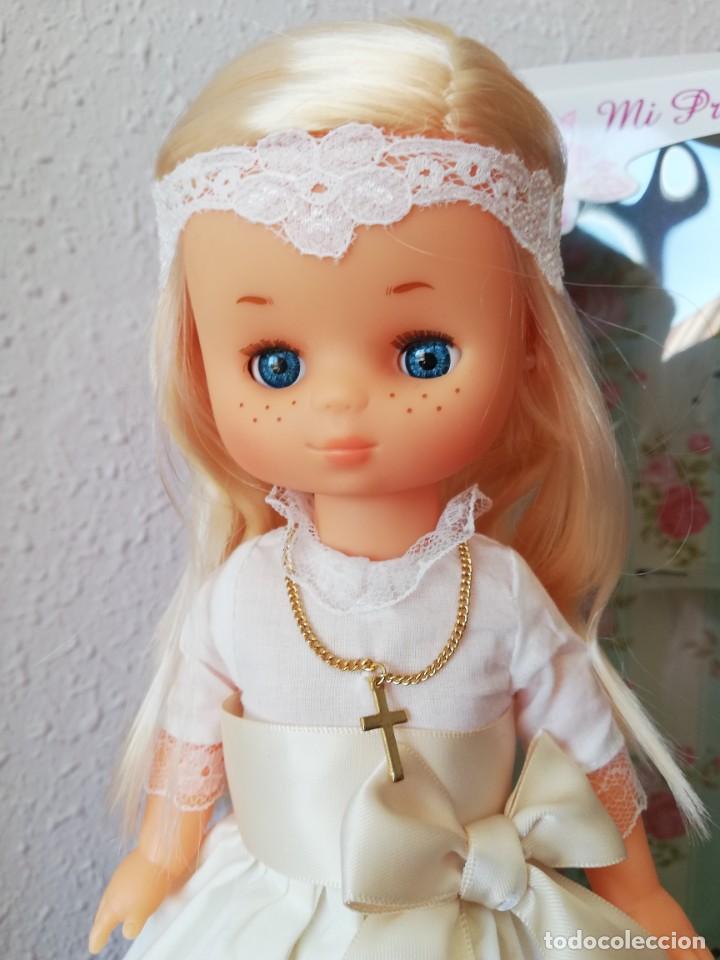 Muñecas Lesly de Famosa: Lesly de comunión, nueva a estrenar - Foto 7 - 222379077