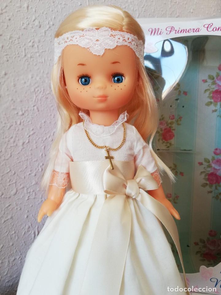 Muñecas Lesly de Famosa: Lesly de comunión, nueva a estrenar - Foto 8 - 222379077