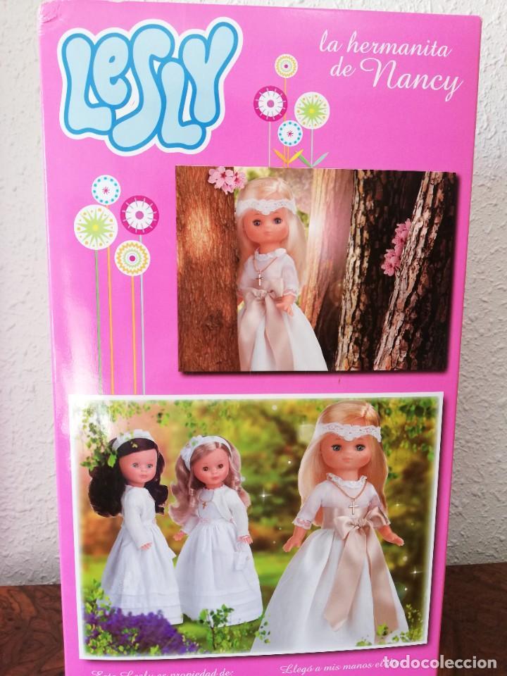 Muñecas Lesly de Famosa: Lesly de comunión, nueva a estrenar - Foto 10 - 222379077