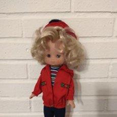 Muñecas Lesly de Famosa: 2 MUÑECAS. MUÑECA LESLY ARÁN Y LESLY BRUMA. Lote 224870077