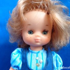 Muñecas Lesly de Famosa: LESLY - ANTIGUA LESLY CASERA PELIRROJA 4 PECAS, VER FOTOS! SM. Lote 229078450