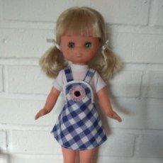 Muñecas Lesly de Famosa: MUÑECA LESLY MODELO MAÑANA AZUL DE ORIGEN. Lote 230022900
